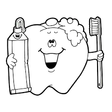 coloring pages of teeth. Delighful Pages Tooth Coloring Sheet Brushing Teeth Pages Page  Templates For Coloring Pages Of Teeth R