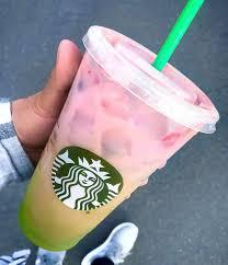 starbucks secret menu. Interesting Menu Starbucks Matcha Pink Drink And Secret Menu