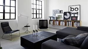 black n white furniture. 15 Modern Ways To Slay The Black And White Décor Trend Black N White Furniture A