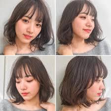 美人の髪型はひし形だったコンプレックス打破する小顔見えヘア