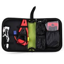 <b>T66</b> 12000mAh Portable <b>Car Multifunctional</b> Jump Starter Power ...