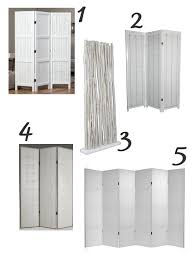 Great 1   This White Wood Room Divider From Hayneedle Is One Of My Favorite  Options For Its Simple Lines And Understated Detail, But Unfortunately It  Is Currently ...
