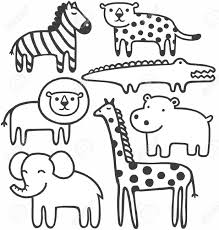 zoo sign clip art black and white. Plain Art Throughout Zoo Sign Clip Art Black And White P