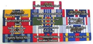 Navy Order Of Precedence Chart Us Navy Awards And Decorations Chart Ndaws Attached Images