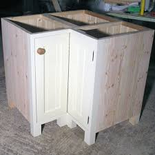 corner kitchen furniture. Freestanding Painted Kitchen Corner Unit With Carousel See Details Furniture