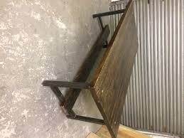 scaffold board and box steel dining table 700 00