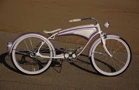 lavender kandy twist bike bicycles vintage lowrider new