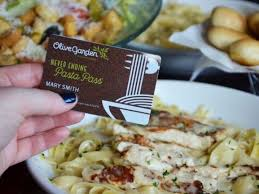 oc olive garden s pasta pass still available through charity auction