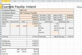 excel payroll template payroll templates for excel and loads more excel ireland