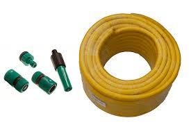 garden hose pipe anti kink hose 35m
