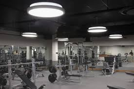 hanging light fixture fluorescent round inde pendants aura litecontrol
