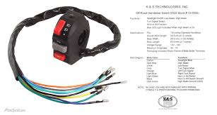 aftermarket switch assemblies dr thumpertalk Basic Electrical Wiring Diagrams at Ks Technologies Wiring Diagram