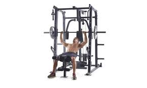 Weider Pro 8500 Exercise Chart Weider Pro 8500 Smith Cage Strength Trainer