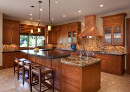 traditional kitchen shiny copper photo source livinatorcom copper range hood livinatorcom photo source