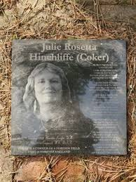 Julie Rosetta Coker Hinchliffe (1958-2014) - Find A Grave Memorial