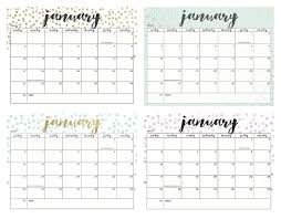 20 diffe styles of free printable 2016 calendars from oh so lovely blog