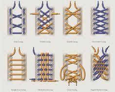 Shoelace Patterns Magnificent Personalized Decorated Shoelaces Shoelaces Pinterest Lace