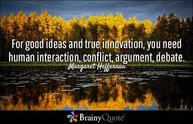 Image result for interaction of ideas