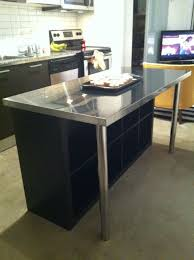 diy kitchen island ikea.  Ikea Ikea Hackeru0027s DIY Kitchen Island  Such A Simple Idea For  And So Useful For Diy Kitchen Island Ikea