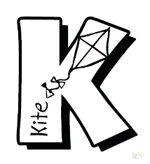 Free Printable Kite Template Kite Coloring Page With Free Printable Pages For Kids Craft Bow
