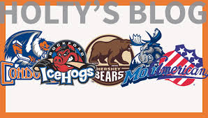 holty s ahl logo rankings august 12 2018 in holty s by condors