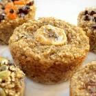 banana quinoa muffins  wheat free