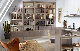 Efficient Office Design Beauteous Home Office Storage Furniture Solutions Ideas By California Closets
