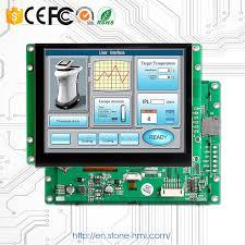 "<b>8</b>"" <b>STONE TFT</b> LCD Module STI080WT 01 with Touch Panel + ..."