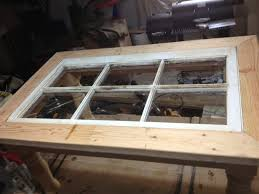 display wood pallet old window coffee table you how to build a frame ana white diy projects plans tutorial pane for shadow