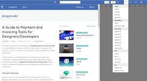 Website Design Testing Tools 7 Free Responsive Design Testing Tools Internetdevels