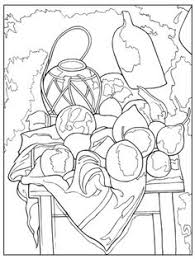 236x314 cool inspiration still life coloring pages 11 best color food