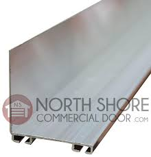 garage door 2 x2 aluminum bottom seal