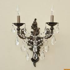 tuscany lighting. Crystal Wall Sconce Magnificent Lights Of Tuscany 2 Sconces  Fixtures Tuscany Lighting Y