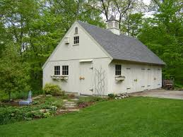 Our 22'x 30' Carriage House with 10/12 roof pitch. www