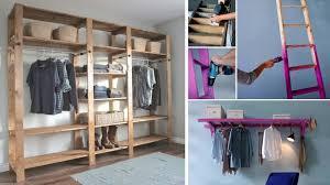 10 ideas de closet pequeños que puedes hacer sin gastar de más