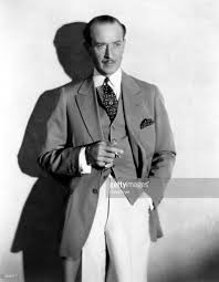 Henry Byron Warner the British actor who worked in Hollywood from... News  Photo - Getty Images