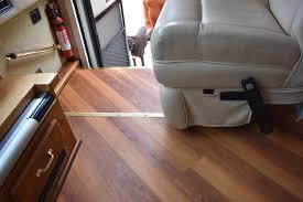 vinyl floor to tile