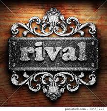Image result for rival word