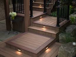outdoor led deck lights. led outdoor deck lighting. with steps featured lights the outside lighting fixtures