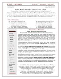 Artist Resume Examples Best Template Collection