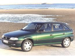 OPEL Astra 5 Doors specs - 1994, 1995, 1996, 1997, 1998 ...