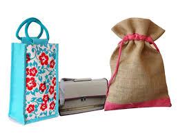 jute corporate return gift items