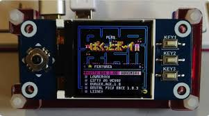 <b>Waveshare</b> 128x128 pixel <b>LCD display</b> with controller is perfect for ...