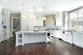 white kitchen wood floor. Plain Kitchen Dark Wood Floors White Kitchen With Oak Trim On White Kitchen Wood Floor K