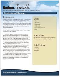 free modern resume template    free resume templatesmicrosoft word resume download