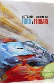 Le mans '66 título original: Ford V Ferrari 4k Ultra Hd Blu Ray Best Buy Exclusive Steelbook Ultra Hd Review High Def Digest