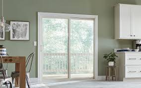 how to install a sliding door the