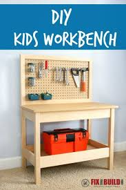 Amazoncom Hape Master Workbench Kidu0027s Wooden Toolbench Pretend Best Tool Bench For Toddlers