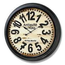 wall clocks antique style large vintage style antique iron wall clock diameter cm ins vintage style wall clocks