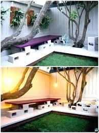 cinderblock furniture. Cinderblock Furniture Cinder Block Ideas For Backyard Pics
